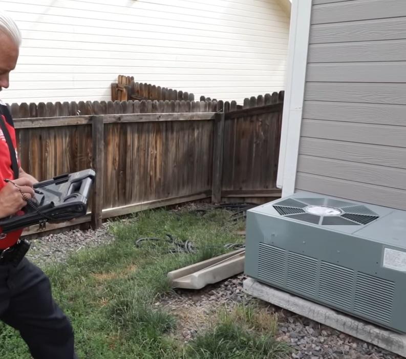 Free Energy Saving Inspection